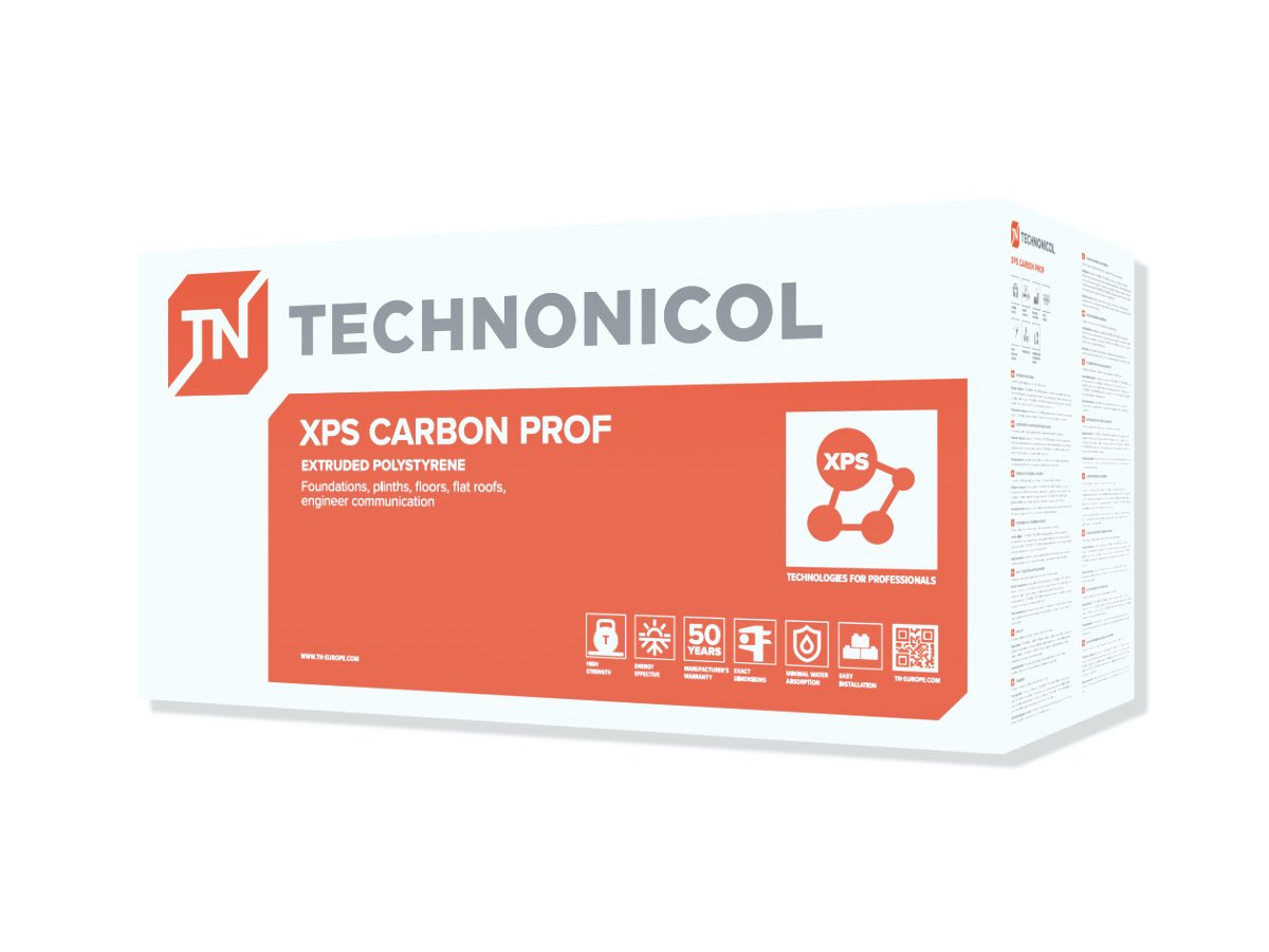 PLASTEK - TECHNICOL XPS Carbon Prof