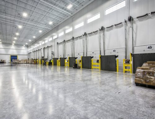 Extruded Polystyrene Insulation for Cold Storage Applications