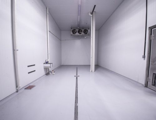 Benefits of Using XPS Foam for Cold Storage Flooring Insulation